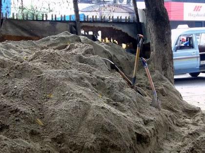 Kubík betonu